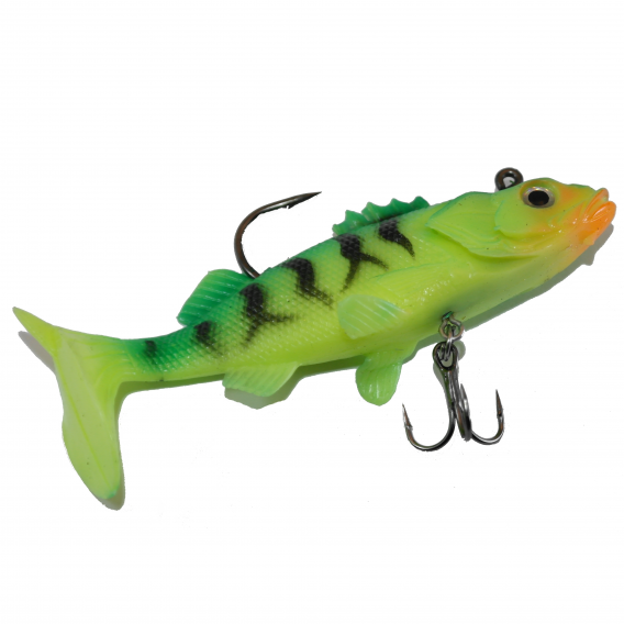 Softfish predator 25g -Green Tiger