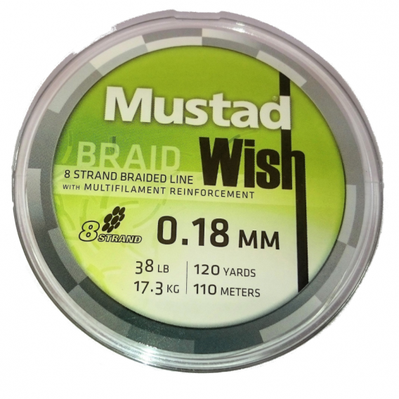 Mustad Wish 0.18mm