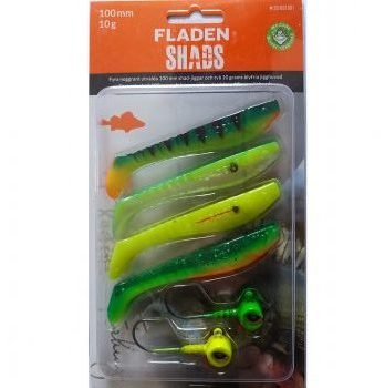 Fladen Shads Green