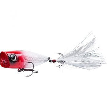 Maxximus Predator Perch Prey Popper 5g -Red & White