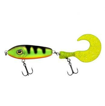 Maxximus Predator Tail-Or 50g -Hot Green
