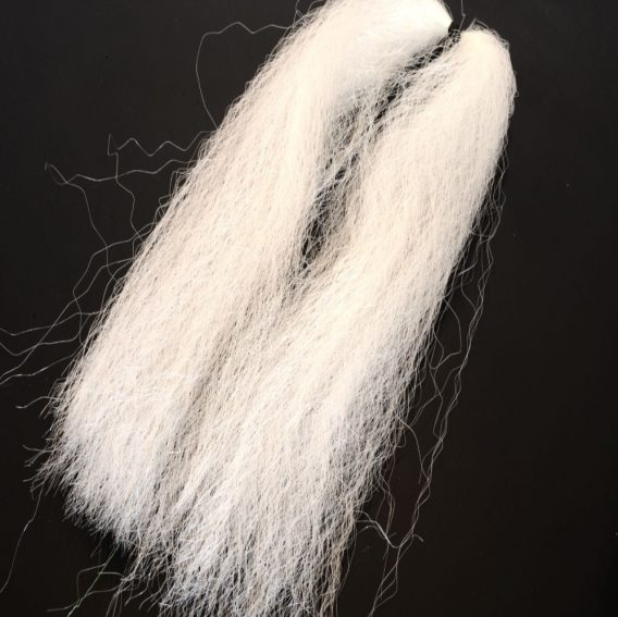 Ultimate Big Fly Hair -White FB-850302
